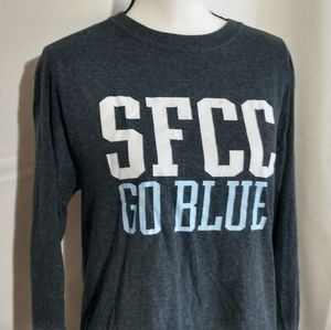 SFCC GO BLUE Long Sleeved Shirt